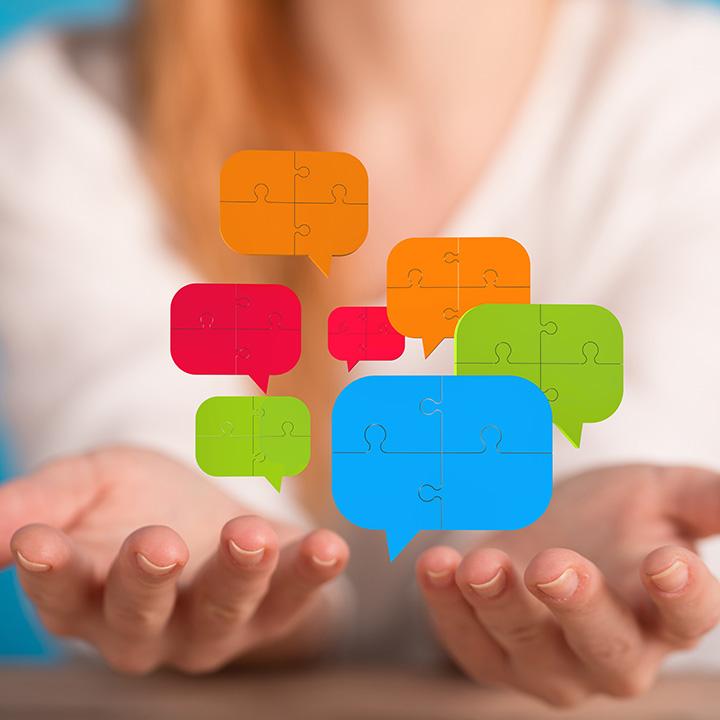 対話サービス